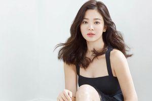 Cách phối đồ công sở đẹp như Song Hye Kyo