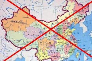 Một người Trung Quốc bị phạt vì đăng bản đồ Việt Nam sai chủ quyền