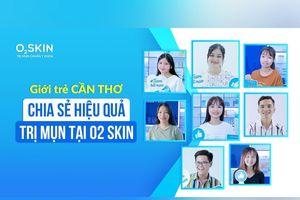Khách hàng Cần Thơ trải nghiệm dịch vụ tại O2 Skin