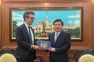 TP.HCM có tiềm năng hợp tác lớn với EU