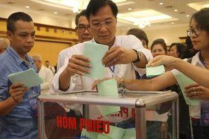 Hội Điện ảnh Việt Nam chưa bầu được chủ tịch