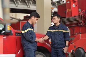 'Lửa ấm': Bức tranh chân thực, sinh động về những người lính cứu hỏa Việt