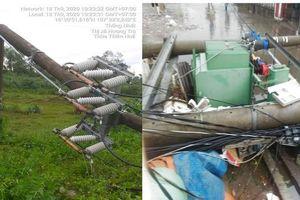 Thừa Thiên – Huế tạm dừng sử dụng cột điện ly tâm dự ứng lực