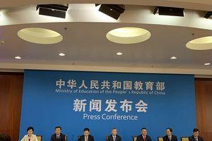Trung Quốc đặt mục tiêu phát triển GD sau ĐH