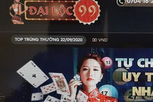 Vụ bộ Công an triệt phá đường dây đánh bạc 'khủng' hơn 1.000 tỷ đồng: 'Ông trùm' là ai?