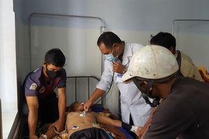 Đắk Lắk: Đang gặt lúa, 3 người bị sét đánh thương vong