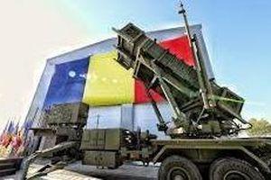 Romania nhận hệ thống tên lửa Patriot của Mỹ