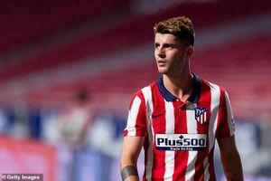 Chiều HLV Pirlo, Juventus gây sốc với 'bom tấn' Morata
