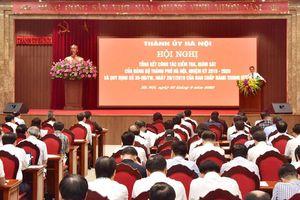 Hà Nội khai trừ 361 đảng viên trong 5 năm