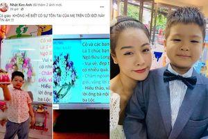 Sao Việt lên tiếng bức xúc thay Nhật Kim Anh khi bị cô giáo của con trai 'bỏ qua'