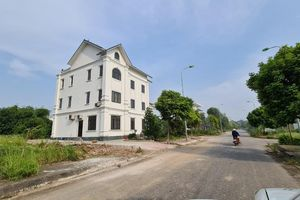 Bắc Ninh lên tiếng về xây biệt thự 'khủng' trên đất giáo dục