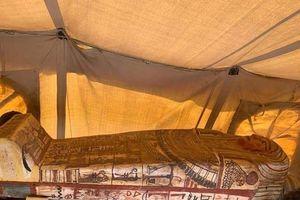 Ai Cập: Khai quật gần 30 quan tài hơn 2500 tuổi
