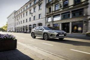 Lexus RX 2021 có thêm phiên bản thể thao