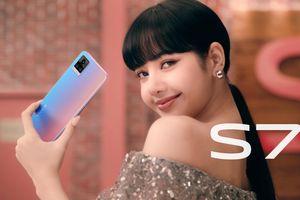 Vivo S7 phiên bản Lisa (Blackpink) chuẩn bị bán ở Việt Nam