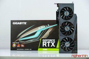 Nvidia 'xin lỗi' việc Card RTX 3080 cháy hàng