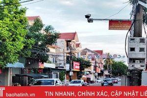 1.300 'mắt thần' đảm bảo an ninh cho thành phố Hà Tĩnh