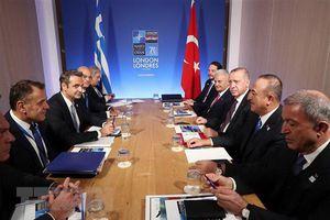 Thổ Nhĩ Kỳ-Hy Lạp sẵn sàng khởi động đàm phán về tranh chấp trên biển