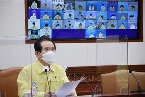 Thủ tướng Hàn Quốc phải tiến hành xét nghiệm COVID-19
