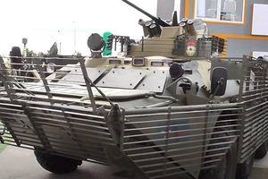 Nga tích hợp thêm giáp lồng cho hàng loạt xe bọc thép
