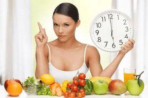 Giờ 'vàng' trong ngày để ăn bữa sáng, trưa và tối nếu bạn muốn giảm cân