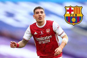 CHUYỂN NHƯỢNG Arsenal: Pháo thủ đón thêm tân binh, Barca 'phá két' tậu Bellerin
