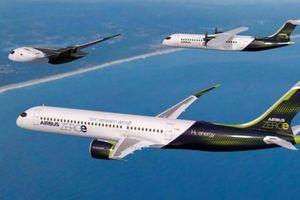 Airbus trình làng 3 mẫu máy bay khái niệm chạy bằng hydro