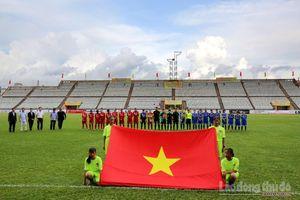 Giải bóng đá nữ Vô địch Quốc gia 2020 chính thức khởi tranh