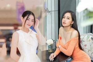 Thuộc hai thế hệ nhan sắc khác nhau, Mai Phương Thúy - Lương Thùy Linh vẫn cùng dẫn đầu Top sao đẹp tuần qua