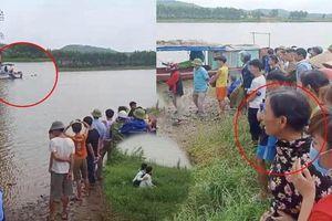 Vụ tài xế nhảy sông cứu cô gái: Người mẹ khóc ngất vì trong 1 tháng mất cả chồng lẫn con