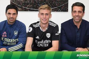 Arsenal chính thức chiêu mộ tân binh thứ 3