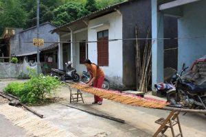 Cao Bằng: Nghề truyền thống làm hương thảo mộc xóm Nà Mạ