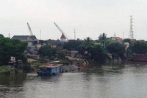 Hà Nam: Hàng loạt bến thủy không phép vô tư hoạt động