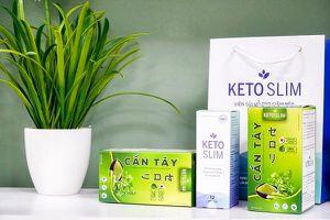 Bộ sản phẩm Keto Slim - Giải pháp giảm béo ưu việt cho người thừa cân