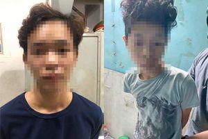 Bắt 'siêu trộm' 16 tuổi thuê xe ôm đi trộm cắp nhiều tài sản trị giá tiền tỷ ở Sài Gòn