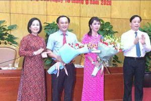 Lạng Sơn có 2 tân Phó Chủ tịch UBND tỉnh