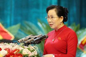 Chân dung bà Lê Thị Thủy - Bí thư Tỉnh ủy Hà Nam