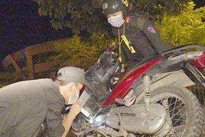Công an TP Cần Thơ tìm chủ sở hưũcủa 25 xe mô tô, xe gắn máy