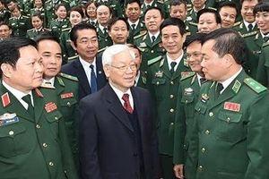 Tổng Bí thư, Chủ tịch nước Nguyễn Phú Trọng sẽ dự và trực tiếp chỉ đạo ĐH Đảng bộ Quân đội