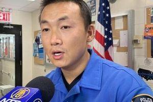 Vụ cáo buộc cảnh sát New York làm gián điệp: Trung Quốc nói gì?