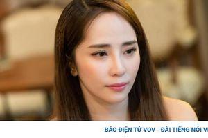 Quỳnh Nga chia sẻ quan điểm về 'phụ nữ độc lập' sau cuộc hôn nhân tan vỡ