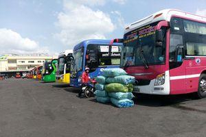 Doanh nghiệp vận tải thành phố Hồ Chí Minh gặp nhiều khó khăn sau dịch Covid-19