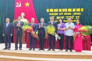 Đồng chí Nguyễn Xuân Linh được bầu làm Chủ tịch UBND huyện Đông Anh