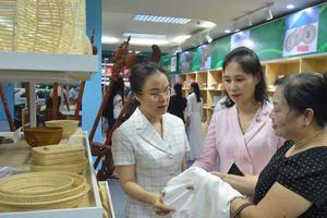 Hà Nội khai trương các điểm giới thiệu và quảng bá sản phẩm OCOP