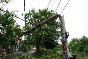 Thừa Thiên Huế tạm dừng sử dụng cột điện ly tâm dự ứng lực