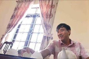 Chủ tịch xã Thọ Vinh làm ngơ công trình vi phạm trên 1,6ha đất nông nghiệp