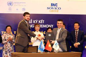 Liên Hợp Quốc hợp tác cùng SOVICO bảo tồn các di sản văn hóa tại Hà Nội