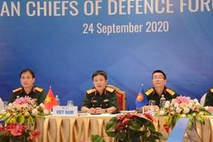 Việt Nam chủ trì họp trực tuyến Sĩ quan tham mưu các nước ASEAN