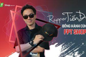 FPT Shop hợp tác cùng Rapper Đinh Tiến Đạt trình làng bài rap về đồng hồ