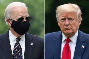 Tổng thống Trump công kích ông Joe Biden đeo khẩu trang vì muốn che gương mặt 'phẫu thuật thẩm mỹ'