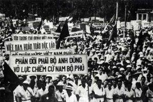 Hào hùng Nam bộ kháng chiến
